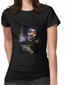 Jimi 2 Womens Fitted T-Shirt