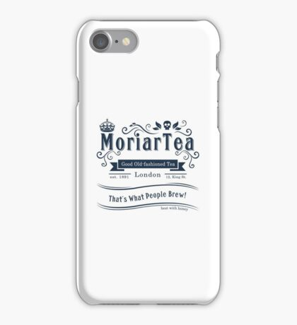 MoriarTea 2014 Edition iPhone Case/Skin