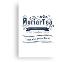 MoriarTea 2014 Edition Canvas Print