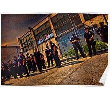 Cop Heavy Poster