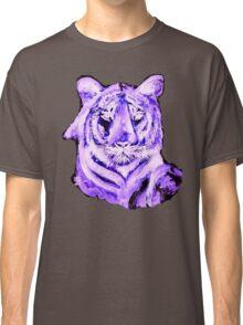 Purple tiger LIGHT   T SHIRT Classic T-Shirt