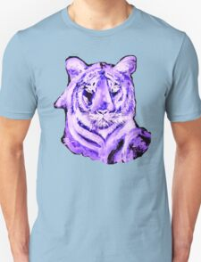 Purple tiger LIGHT   T SHIRT T-Shirt