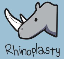 Rhinoplasty (text) by jezkemp