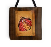 Who is the Mad Hatter ? Red Riding Hood Tote Bag