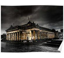 Scottish National Galleries, Edinburgh Poster