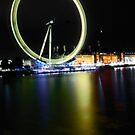 London Eye by Pig's Ear Gear