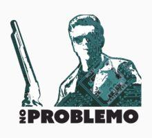 No Problemo Terminator 2 Kids Tee