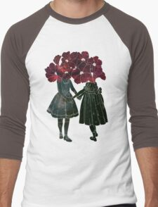 Flower Girls Men's Baseball ¾ T-Shirt