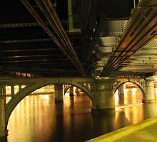 Water Under The Bridge by Jay  Little