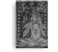 Fairy 1 - Art Nouveau   Canvas Print