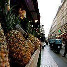 A Pineapple perspective by Ninit K