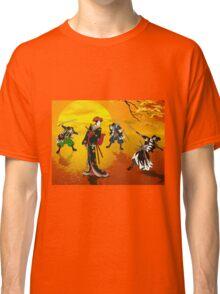 The encounter at sunrise. Classic T-Shirt