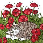 CAT CAPERS BY ANITA INVERARITY by Anita Inverarity