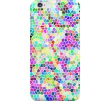 Rainbow Circle Mosaic iPhone Case/Skin