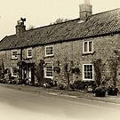 Coxwold Tea Rooms  by Trevor Kersley