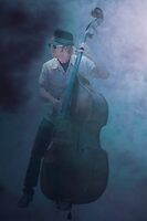 Bass by Mary Ann Reilly