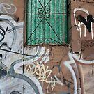 Sydney Graffiti #2 by Nenad  Njegovan