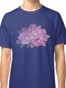 Rose Buds (Pastel) Classic T-Shirt