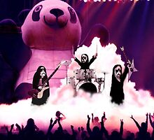 SAD PANDA - Live on stage, 1997... by IWML