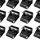 Typewriters by Booky1312
