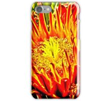 Southwest Cactus Flower iPhone Case/Skin