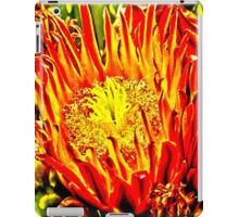Southwest Cactus Flower iPad Case/Skin