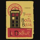 La Boîte Bleue by sirwatson