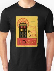 La Boîte Bleue Unisex T-Shirt
