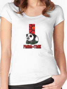 Panda Tank Women's Fitted Scoop T-Shirt
