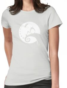 The Neighbor Before Christmas Womens Fitted T-Shirt