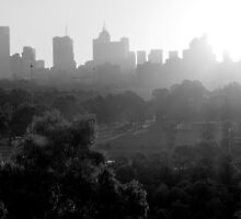 Sunny Melbourne  by Jay  Little