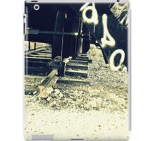 Railroad iPad Case/Skin
