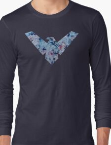 Nightwing Logo 01 Long Sleeve T-Shirt