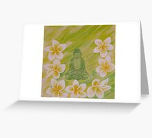 """""""In the Garden"""" Greeting Card"""