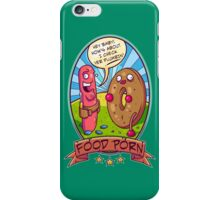 Food Porn iPhone Case/Skin
