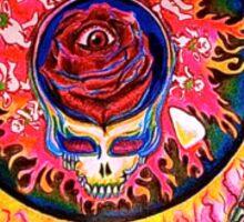 Grateful Dead Eye Sticker  Sticker