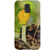 Yellow Cap Samsung Galaxy Case/Skin