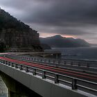 Storm Cliff Bridge by TMphotography