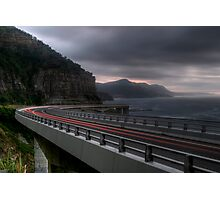 Storm Cliff Bridge Photographic Print