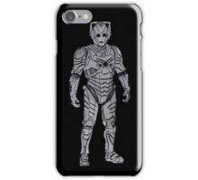 New Cyberman. iPhone Case/Skin