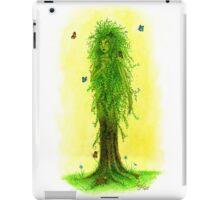 Willow Dryad iPad Case/Skin