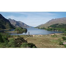 Glenfinnan, Fort William, Scotland Photographic Print