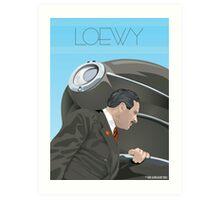 Raymond Loewy Art Print