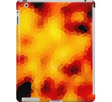 Lava Glass iPad Case/Skin