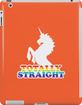 Totally Straight by s2ray