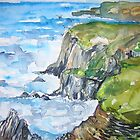 CORNISH COAST by BrigitteHintner