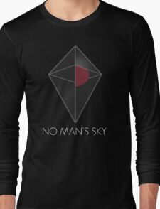 NO MANS SKY 2015 Long Sleeve T-Shirt