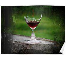 Wine Break Poster