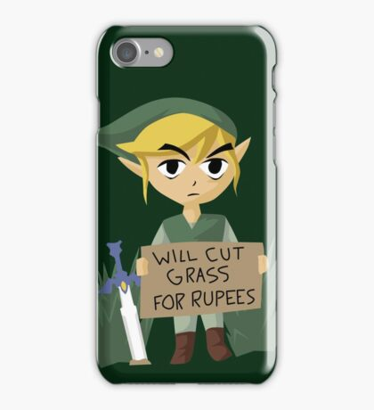 Looking For Work iPhone Case/Skin