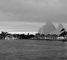 SOH in black and white by pgardose